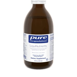 liquinutrients 230ml by pure encapsulations