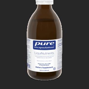 liquinutrients 230ml by pure encapsulations