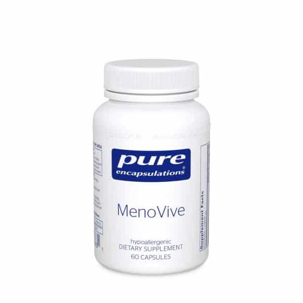 menovive 60c by pure encapsulations