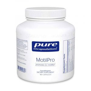 motilpro 180c by pure encapsulations