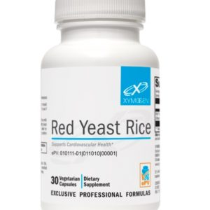 red yeast rice 30 caps by xymogen
