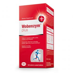 Wobenzym Plus 120t By Douglas Laboratories