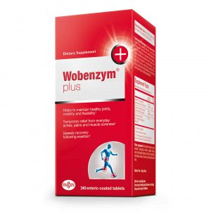 Wobenzym Plus 240t By Douglas Laboratories