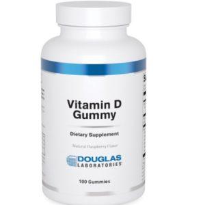 vitamin d gummy 100 gummies by douglas labs