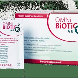 omni biotic ab 10 30 sachets by omni biotic
