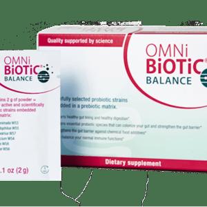 omni biotic balance 28 sachets by omni biotic