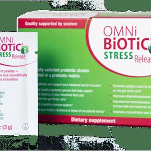 omni biotic stress release 28 sachets by omni biotic
