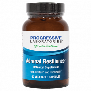 adrenal resilience 60 vcaps by progressive labs