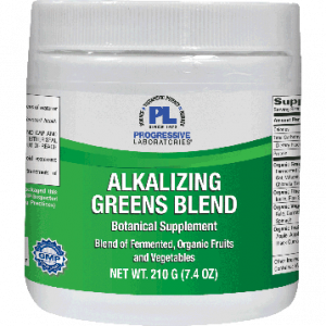 alkalizing greens blend 210 g by progressive labs