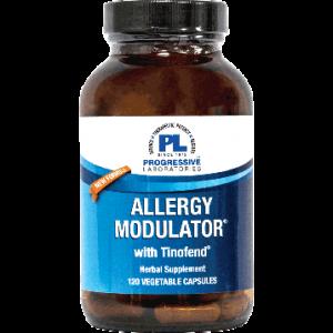 allergy modulator 120 vcaps by progressive labs