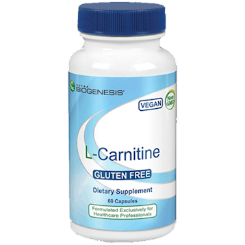 l carnitine 60 vcaps by nutra biogenesis