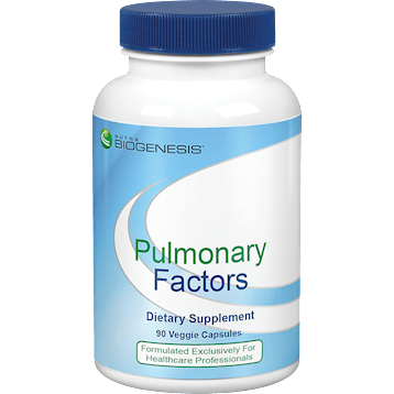pulmonary factors 90 vcaps by nutra biogenesis