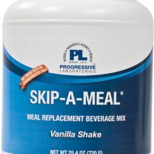 skip a meal shake mix vanilla 720 grams by progressive labs