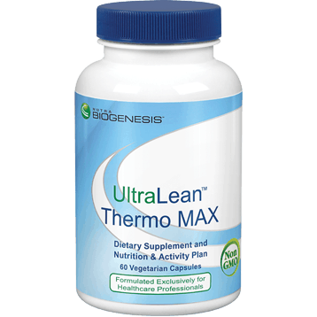 ultralean thermo max 60 vcaps by nutra biogenesis