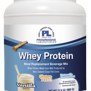 whey protein vanilla 960 grams by progressive labs