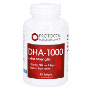 dha 1000 mg 90 softgels by protocol