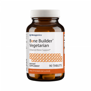 bone builder vegetarian 90 tabs by metagenics