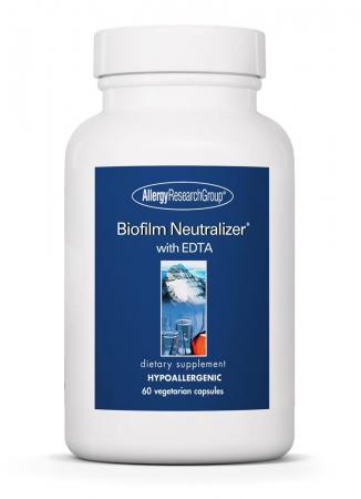 biofilm neutralizer 60 vcaps by allergy research group