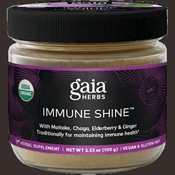 immune shine 3.53 oz by gaia herbs