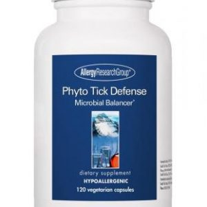 phytotick defense 120 vcaps by allergy research group