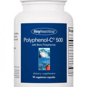 polyphenol c 500 90 vcaps by allergy research group