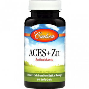 aces + zn 60 sgels by carlson labs